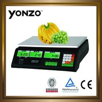 China electronic digital table top weighing scale (YZ-208B)