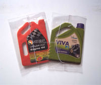 petrol bottle paper Car Freshener, personalized promotional air freshener Guangdong