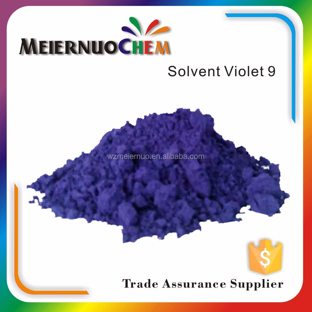 cheapest price solvent violet 9 powder hair dye