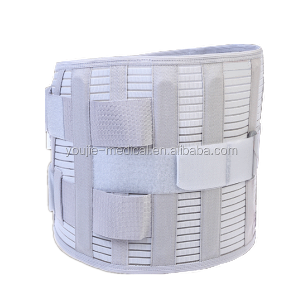 Optional Size Lumbar Fixed Traction Back Support Waist Girdle