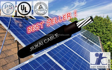 JK 600/1000v Aluminum wind solar hybrid power system cable TUV UL CE CSA VDE IEC Certificate