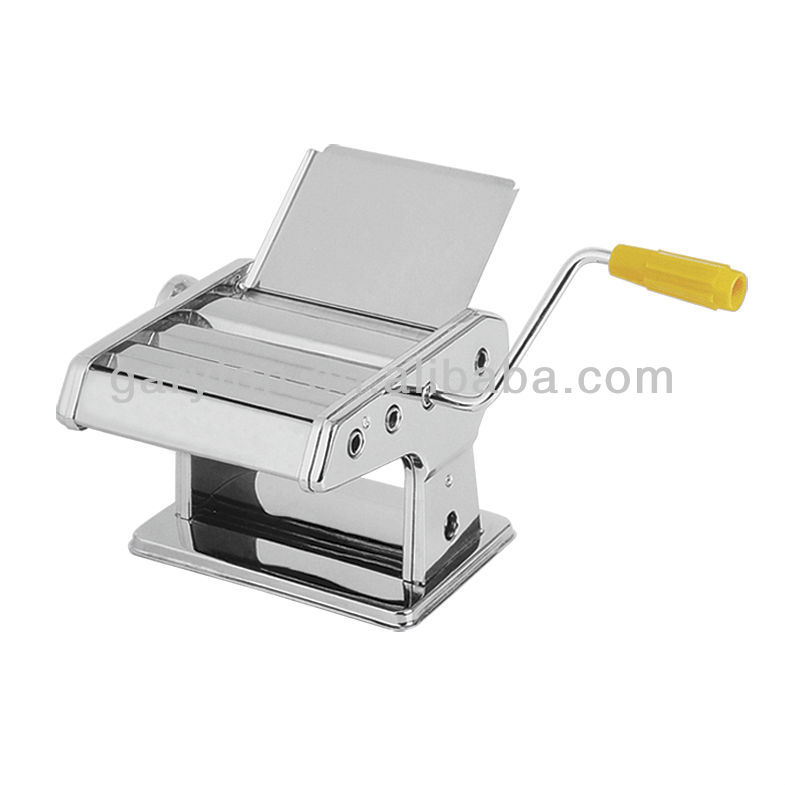 GRT - HO180 Stainless Steel Househood Hand Operated Noodle Making Machine for sale