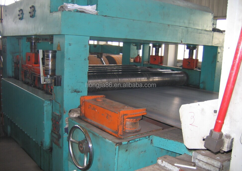 Hot sale 6-10mm thickness Hot- Rolled Steel Coil cut to length machine supplier in Guangzhou