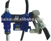 DYB75-DC12B explosion proof electric transfer pump