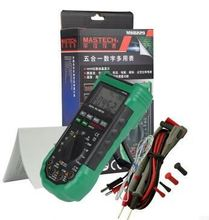 5 in 1 Digital Multimeter with Alarm MS-8229