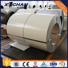JIS G3312 CGCC PPGI Coil Color Coated Steel Coil RAL 8091 From XINGHAN Factory