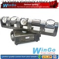 Stage Effect RGBW LED Beam moving head 5x12w 4in1 C-r-e-e Led Wedding Lighting