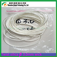 High quality ecig silica wick,ekowool wick for ecigs with best price