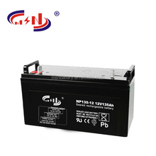 GEL battery 12V 135Ah storage sealed lead acid rechargeable battery gp battery