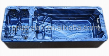2014 Innovative Technology Jets Marquis Outdoor swimming SPA/with Touchpanel & MicroSilk & Bluetooth Music & Worldwide WiFi