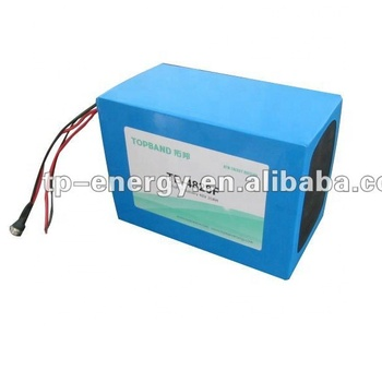 High quality  lifepo4 battery pack 48V 20AH e-bike, e-motorcycle, e-scooter, UPS, mining lamp battery