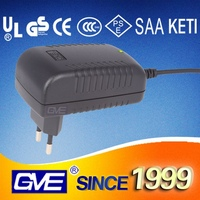 Promotional 18w 14.4v 1.2a lithium battery charger for mobile phone