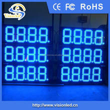 7 Segment Led Digit/ Outdoor Price Sign/Led Number Display Board
