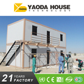High quality top selling prefabricated building container house in Ghana