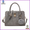 Shopping Tote bag for ladies Custom Women's Bag PU Leather Cow Leather Material