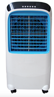 Portable Indoor/Outdoor Evaporative Air Coole- blue/grey/red/yellow Color