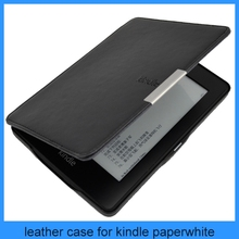 New Magnetic Folio PU Leather Cover Case for Amazon Kindle paperwhite HD 7.0