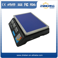 LCD 30kg 40kg acs-30 price computing scale