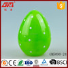 Hand blown party decorations led glass egg