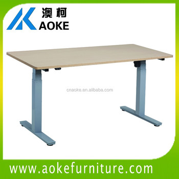 stand up table base