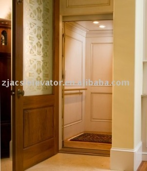 Effective indoor villa elevator with manually operated for Indoor elevator