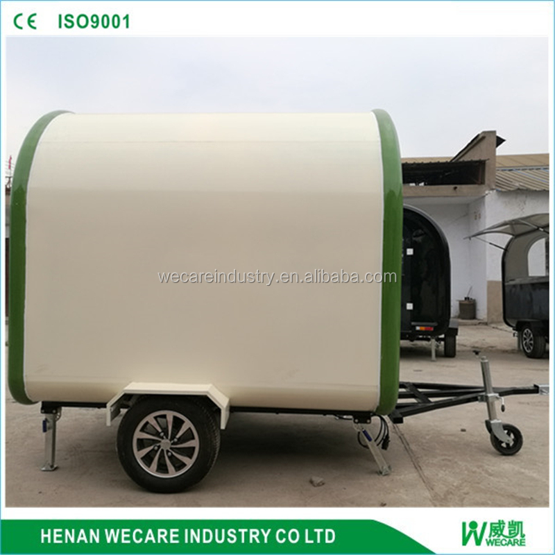 New condition High quality mobile mini truck food for sale