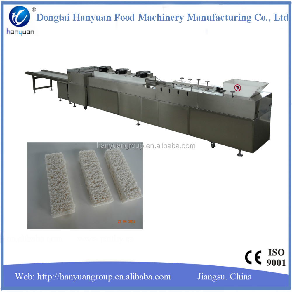 Rice candy making machine, rice candy forming machine, rice candy