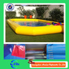 Large Yellow Inflatable Swimming Pool,Inflatable WaterPool,Inflatable Pool