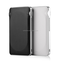 High capacity powerbank 2000mah dual usb output li-polymer battery rechargeable power bank