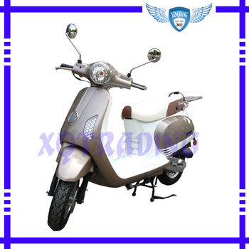 50CC EEC Gasoline Scooter