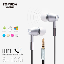China supplier mobile phone universal super bass earphone used mobile phone