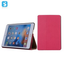 High-end Leather Case for iPad Mini 4 with many different colors