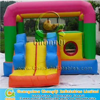 small indoor inflatable combo game for kids