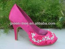 2014 latest design women shoes