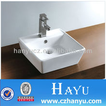 HY-453 square bathroom portable shampoo basin