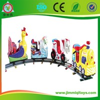 fun!!! MINI QUTE electronic thomas train rail car electric track car cartoon design and friends educational baby educational toy