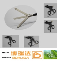 B Medical Micro Surgery Hangzhou tonglu ratchet retractor grasper electric endoscopic surgical forcep instrument