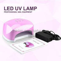 24W uv led lamp hybrid 24w nail led ccfl light uv led nail lamp24w for UV Gel Polish Drying Care Tool Nail Art Equipment