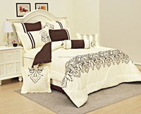new arrival embroidery bedding sets in Nantong