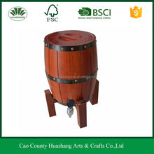Hot selling barrel paper drum for home decoration