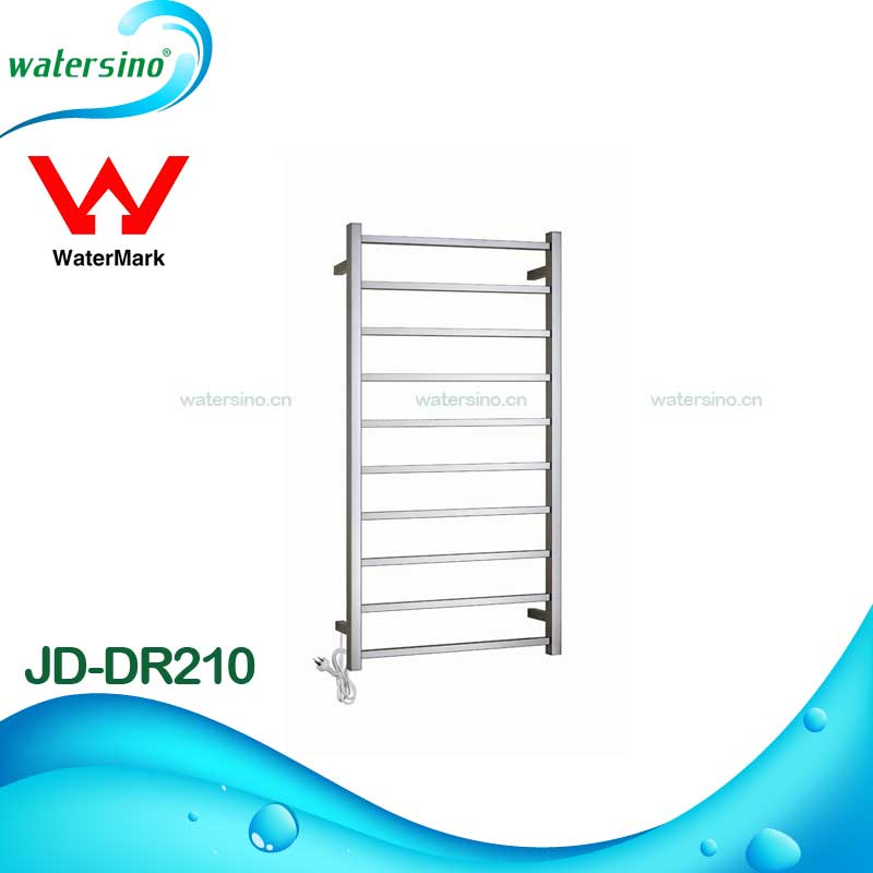 bathroom equipments stainless steel towel rails electric towel warmer