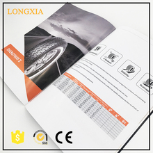 Mini Printing Magazine Printing/book Garment Catalog