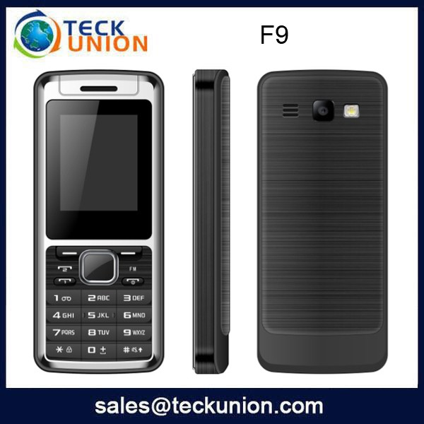 F9 new arrival 1.77 inch QCIF screen mobile phone with big speaker cell phone