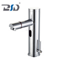 Common used basin sensor faucet, solid brass with chrome plated surface