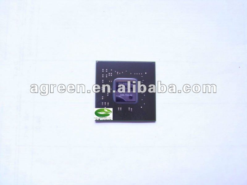 BGA Video chip NVIDIA G86-750-A2