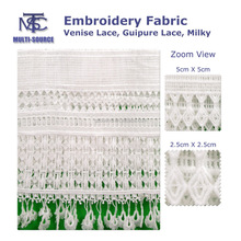 New Allover Leaves Design Embroidery French Lace, Wholesale Latest Style french lace fabrics