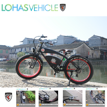 "26"" Full Suspension Bafang Max System Rear Drive Mountain Electric Bike made in china"