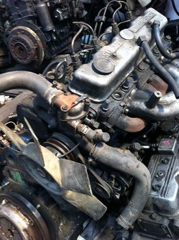 Nissan SD25, SD23, SD22 engine