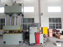 CE&ISO Y32-500T 4 columns deep drawing press /hydraulic press with pressure control