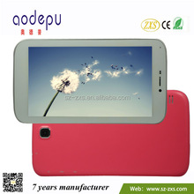 Zhixingsheng smart pad 7inch tablet pc android mid with 2G T733